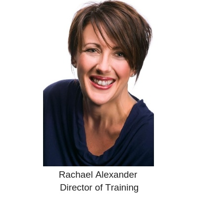 Rachael Alexander feel the fear and do it anyway